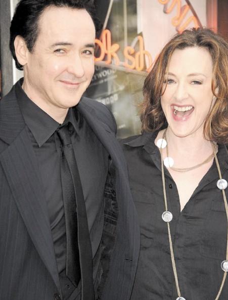 Stars de la même famille : Joan et John Cusack