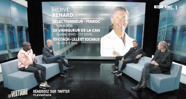 Hervé Renard : Notre groupe ne sera pas  plus difficile que les autres lors de la CAN 2019
