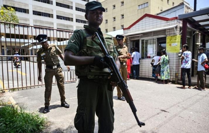 Intensification de la traque et nouvelles arrestations suite aux Attentats au Sri Lanka