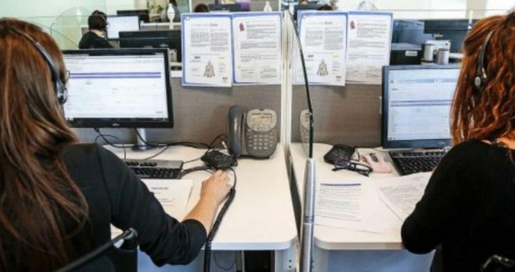 Enquêtes judiciaires avec 100 gérants et employés de centres d'appels fictifs
