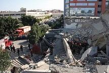 Effondrement du plafond d'une usine à Casablanca : 1 mort et 22 blessés
