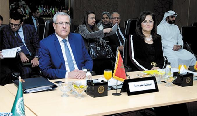 Participation du Maroc aux travaux du Conseil exécutif de l'OADA
