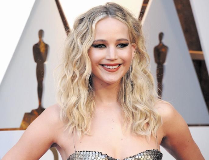 Un nouveau rôle pour Jennifer Lawrence