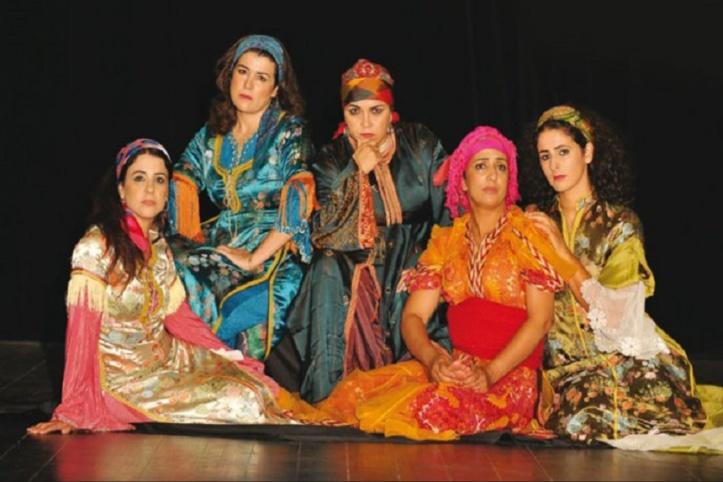 """La pièce """"Bnat Lalla Mennana"""" présentée à Abou Dhabi"""