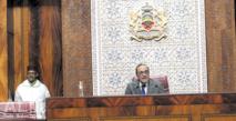 Habib El Malki préside la réunion hebdomadaire du Bureau de la Chambre des représentants