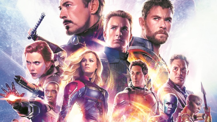 """""""Avengers: Endgame"""" réalise le meilleur démarrage de l'histoire du box-office"""