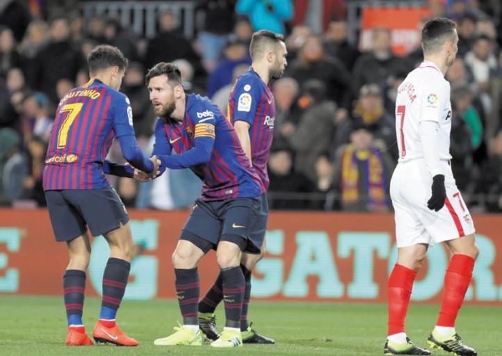 Ligue des champions : Coutinho reverdit avant de retrouver les Reds