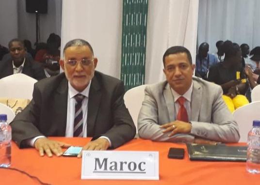 Participation du Maroc à la Conférence des présidents de l'Assemblée parlementaire francophone