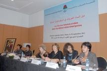L'Internationale socialiste des femmes adopte la Déclaration de Rabat : Participation active à la lutte pour l'égalité des droits