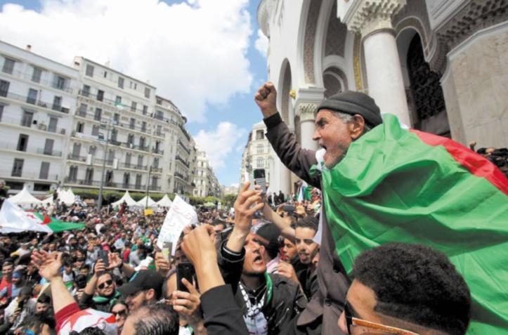 L'armée algérienne oppose une fin de non-recevoir aux revendications des manifestants