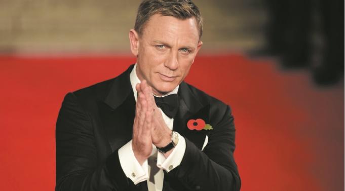 Un dernier Bond pour Daniel Craig
