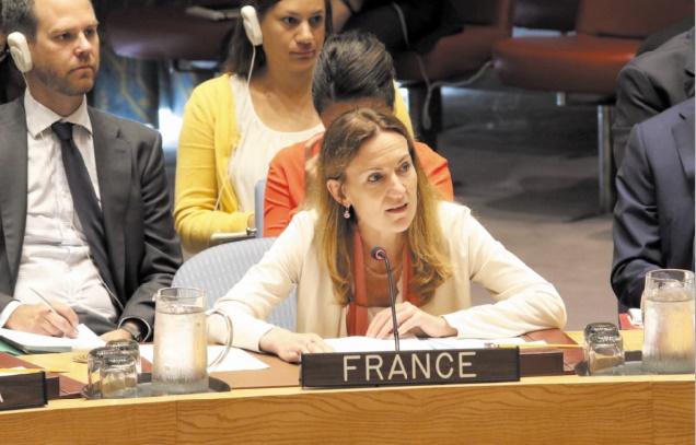 La France affirme que le Plan d'autonomie est une base sérieuse et crédible pour les négociations