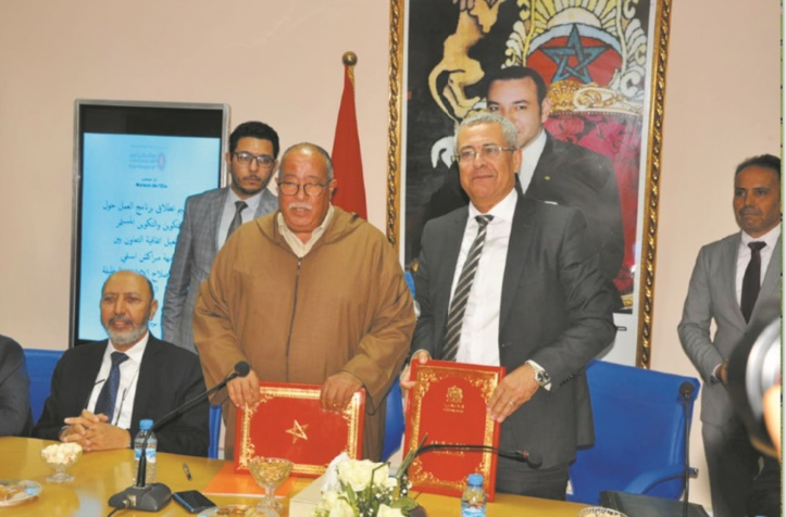 Mohamed Benabdelkader : La réforme de l'administration constitue l'une des priorités nationales