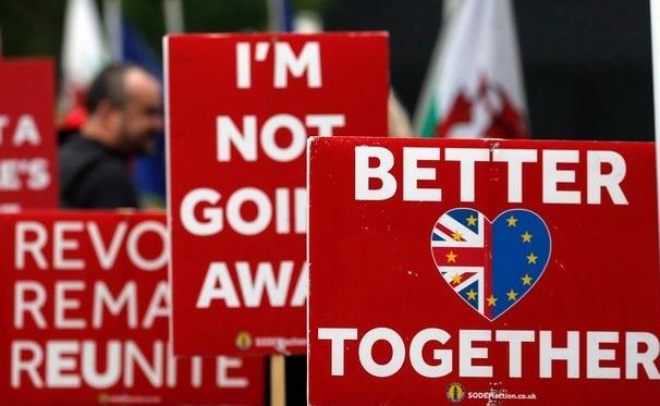 Insolite : Quand le Brexit sauve du divorce