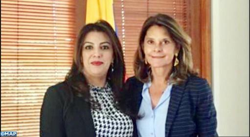 Entretiens maroco-colombiens
