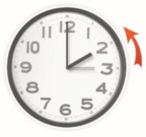 Retour à l'heure GMT à l'occasion du Ramadan
