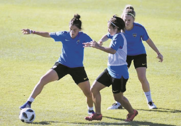 Au pays de Messi, le foot féminin souffre