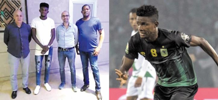 Fabrice Luamba Ngoma, polyvalent à volonté