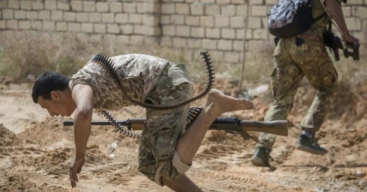 Discours martial de Haftar et offensive diplomatique du gouvernement libyen