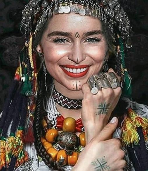 Le Marocain, un être horizontain