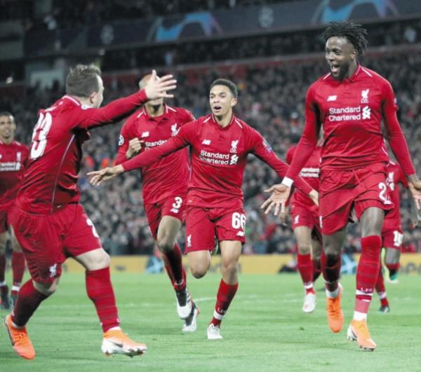 L'incroyable come-back de Liverpool