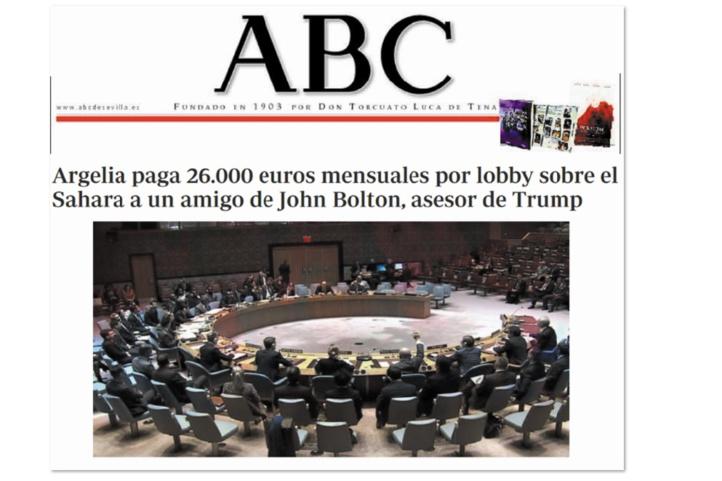 Trop lourd fardeau pour le contribuable algérien : L'ingérence d'Alger dans la question du Sahara a un prix
