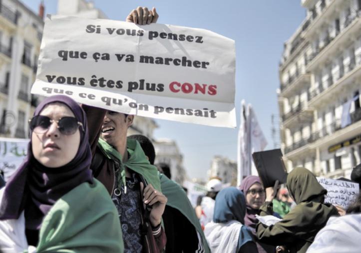 Arrestations en Algérie : Le mouvement de contestation satisfait mais méfiant