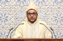 """S.M. le Roi Mohammed VI à l'ouverture de la cinquième année législative : """"A chaque pouvoir d'assumer la plénitude de ses responsabilités"""""""
