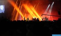 La scène de Salé accueille les plus grands noms de la musique chaabi, raï, gnaoua et hip-hop