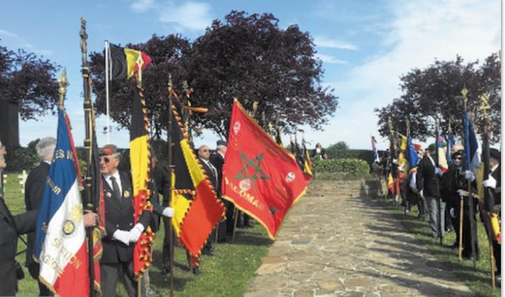 Commémoration du 79ème anniversaire de la bataille de Gembloux