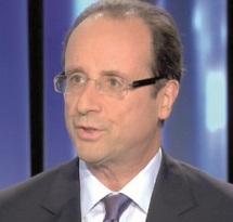 Le candidat du PS aux présidentielles françaises sera investi ce samedi : Fathallah Oualalou félicite François Hollande et Martine Aubry