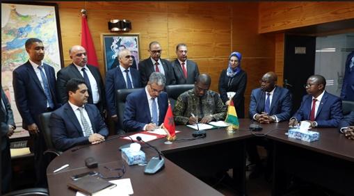 Maroc et Guinée dopent leur coopération minière