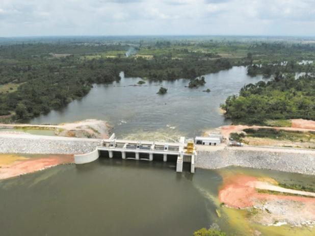 Deux tiers des plus longs cours d'eau entravés par l'Homme