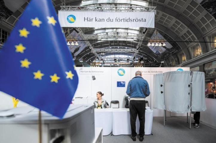 Poussée attendue des populistes à J-6 avant le coup d'envoi des Européennes