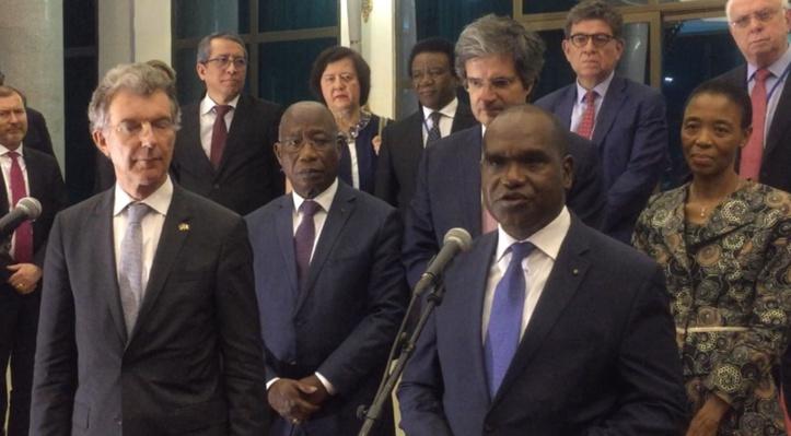 "Le Burkina demande ""la création d'une coalition internationale"" antiterroriste"