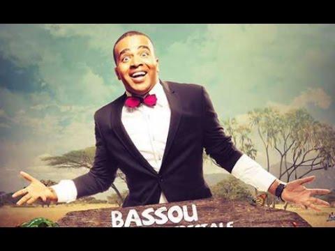 L'humoriste Bassou offre un  spectacle captivant au public r'bati