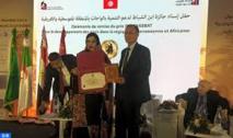 La Chambre d'agriculture de Draâ-Tafilatet primée en Tunisie