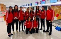 La sélection marocaine féminine de boxe  remporte le tournoi international du Gabon