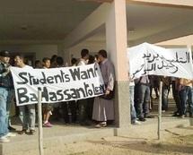 Bras de fer entre le directeur et les élèves : Du rififi au nouveau lycée qualifiant de Tafraout