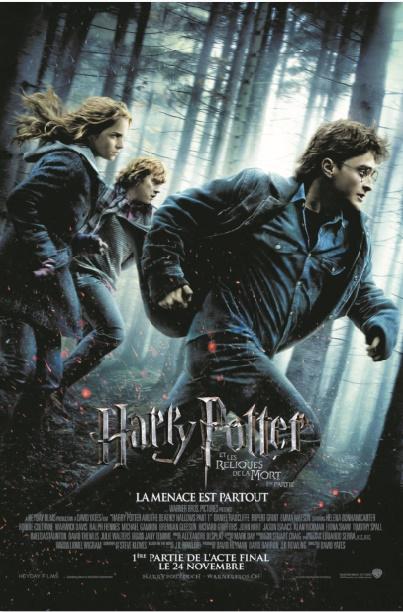 Ces tournages qui ont tourné au drame : Harry Potter et les Reliques de la mort