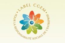 La CGEM octroie son label RSE