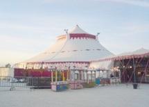 Le cirque Il Florilegio Amar en tournée : Spectacles en florilège