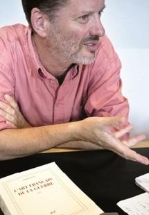 Le Goncourt à Alexis Jenni pour son premier roman