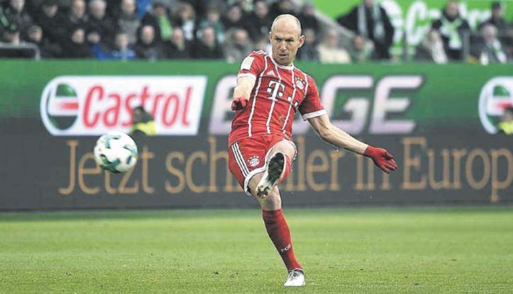 Coupe d'Allemagne :  La dernière danse de Robben