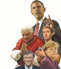 Le classement Forbes 2011 : Obama, l'homme le plus influent du monde