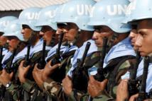 Un Casque bleu marocain décoré à titre posthume par l'ONU