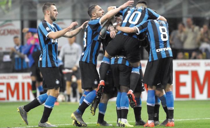 Calcio : Grande première pour l'Atalanta qui décroche une qualification en C1