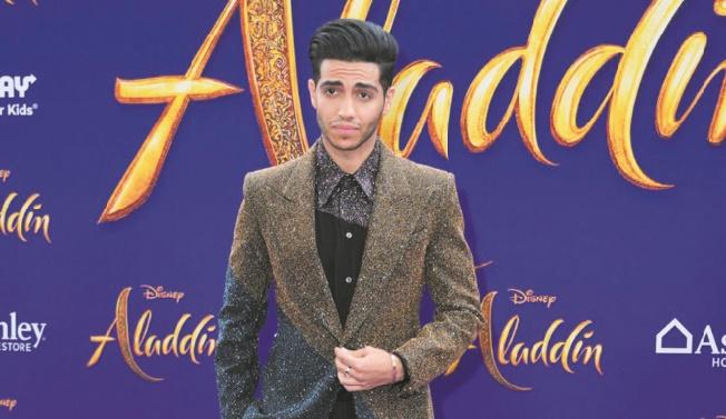 """""""Aladdin"""" en tête du box-office"""