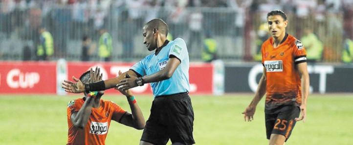 Finale retour de la Coupe de la Confédération africaine : La FRMF conteste l'arbitrage de l'Ethiopien Bamlak Tessema