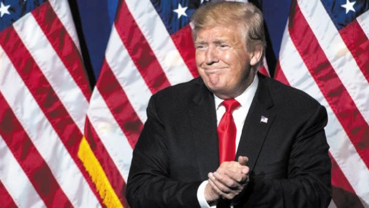 Face à la Chine, Trump affirme la puissance militaire redoutable des Etats-Unis
